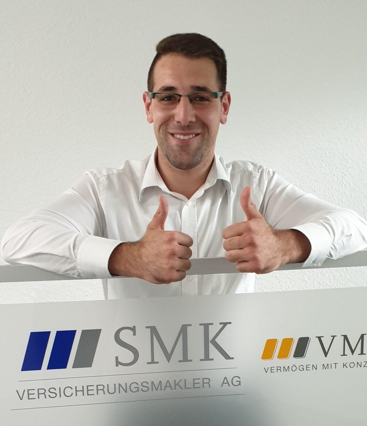 SMK neuer Mitarbeiter