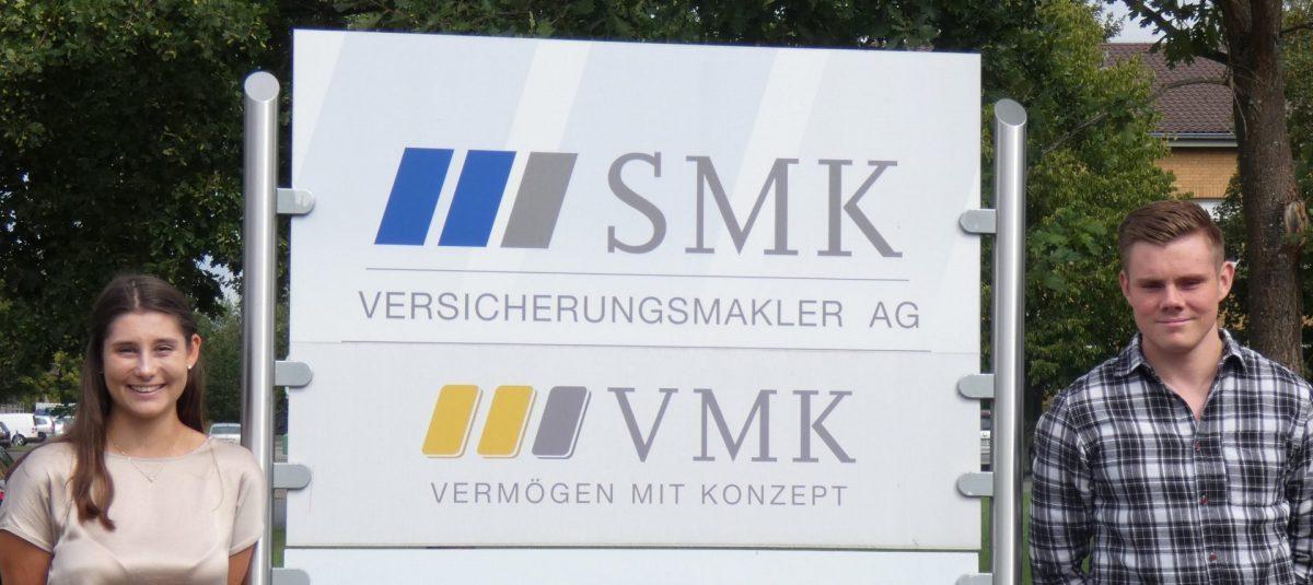 neue Ausbildende bei SMK
